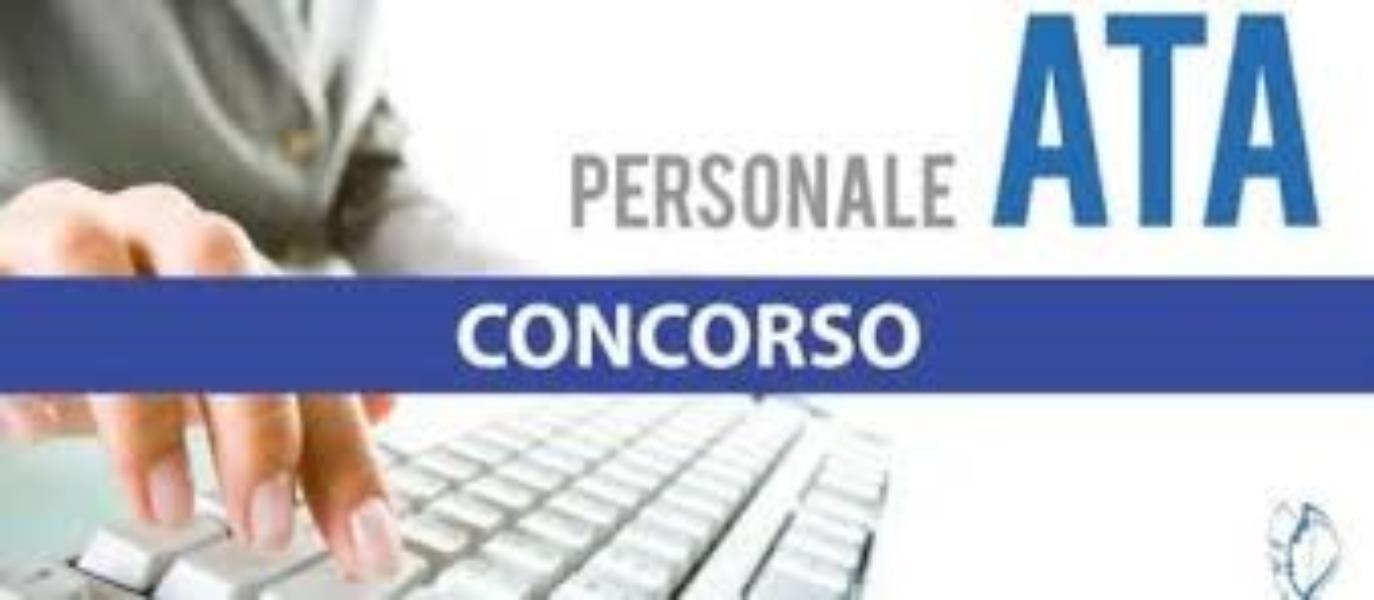 AVVISO N. 225 - CONCORSI PER SOLI TITOLI PERSONALE ATA - GRADUATORIE PROVVISORIE