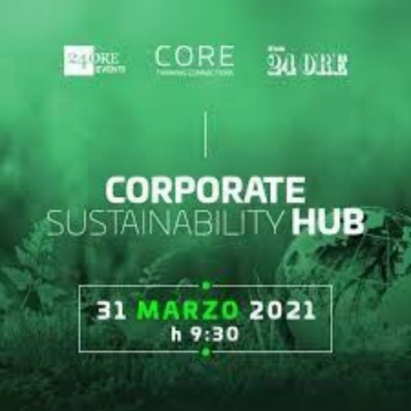 AVVISO N. 162 -  CORPORATE SUSTAINABILITY HUB