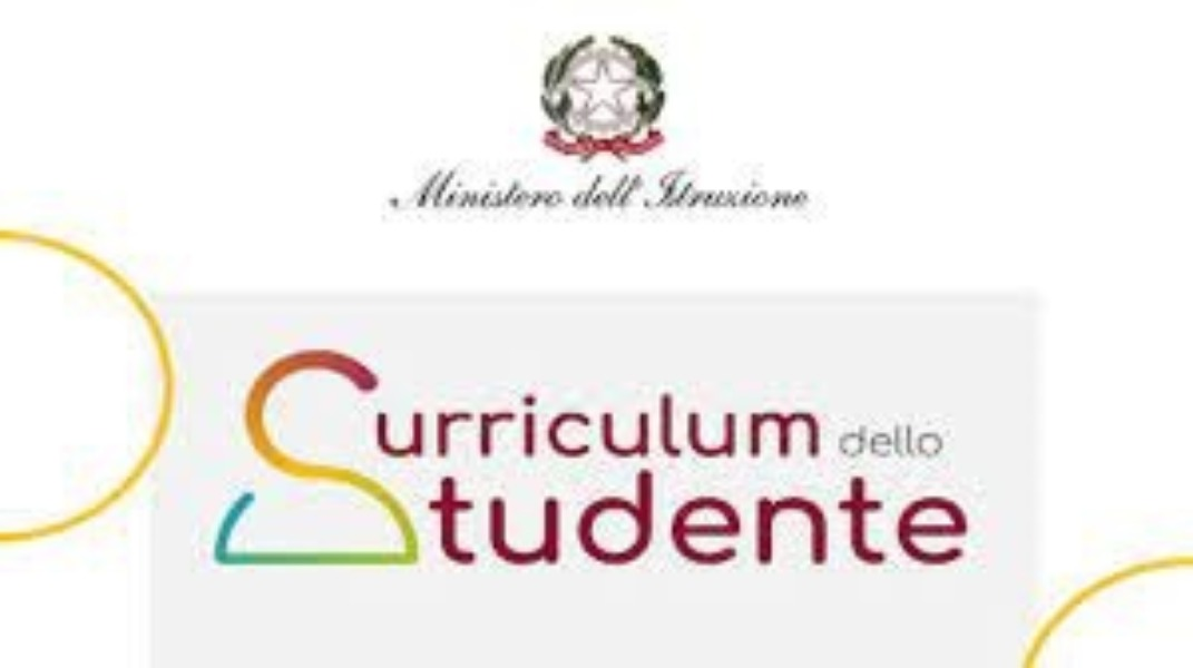 AVVISO N. 167 - ESAME DI STATO: CURRICULUM DELL...
