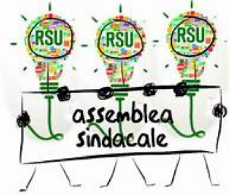 AVVISO N. 184 - ASSEMBLEA SINDACALE