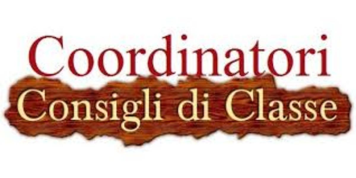 AVVISO N. 36 - ELENCO COORDINATORI CONSIGLI DI ...