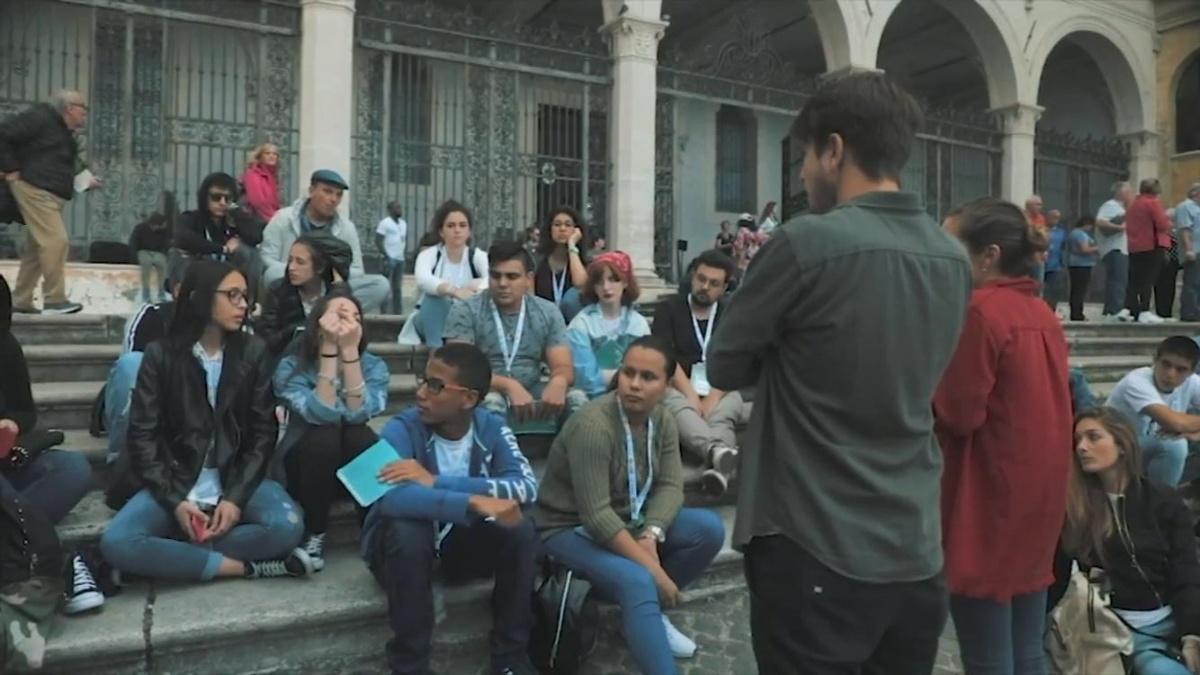 SCHOLAS OCCURRENTES ACCOGLIE IL FERMI-GADDA